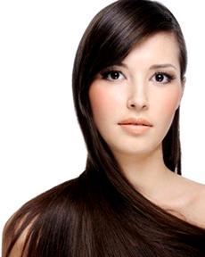 Лечебная косметика для волос. Фото красивых волос
