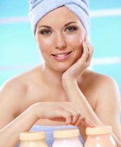 лечение волос солью фото